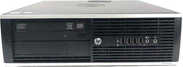 HP Compaq Elite 8300 Desktop SFF i7 3770 3.4GHZ 8GB 500GB Win 7 Pro GB