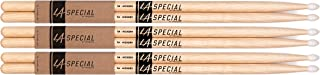 Promark LA Specials 5A Hickory Drumsticks with Nylon Tip,...