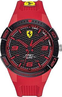 Scuderia Ferrari Men's Analogue Quartz Watch with Silicone Strap 0830748