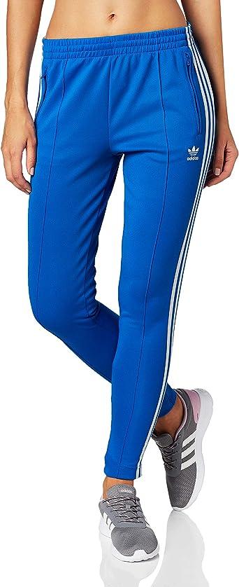 adidas Jogging Bleu Femme SST TP: Amazon.fr: Vêtements et ...