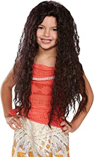 Disguise Inc - Disney Princess Moana Deluxe Child Wig