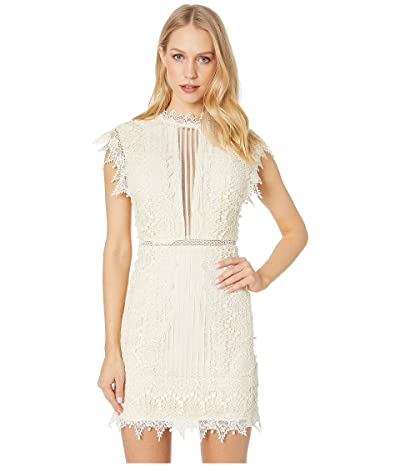 Free People Honey Mini Dress (Cream) Women