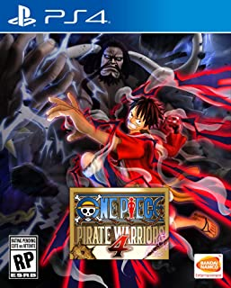 One Piece: Pirate Warriors 4 (輸入版:北米) - PS4