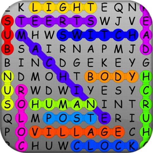 Wörter Suchen - Die Kostenlose Kreuzworträtsel App