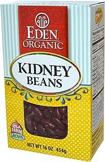 Eden Organic Kidney Beans Boxes - 16 oz