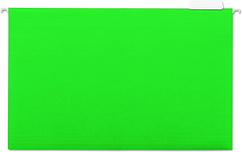 Finally resale start Universal 14217 Hanging File Folders 1 Tab 5 L 11 Stock National uniform free shipping Point