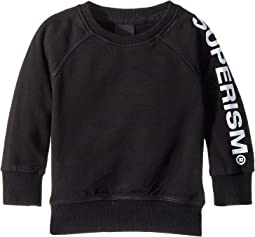 SUPERISM - Andy Long Sleeve Fleece (Toddler/Little Kids/Big Kids)