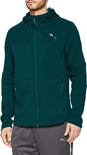 PUMA Erkek Sweatshirt'ler Evostripe Move Hooded Jacket, Çok Renkli, L (Üretici ölçüsü: L)