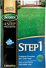when to apply scotts step 1