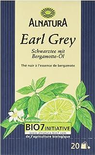Alnatura Bio Earl Grey, 20 Beutel, 6er Pack 6 x 35 g