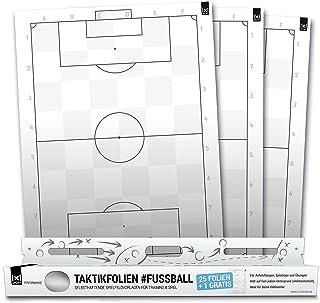 1x1SPORT - Folios de pizarra táctica para fútbol