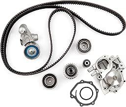 Timing Belt Water Pump Kit, ECCPP for 2002-2011 Subaru Forester Impreza Legacy Outback Baja Saab 9-2X Eng. EJ20T EJ25T EJ205 EJ255 EJ257 2.0L 2.5L H4 DOHC Turbo