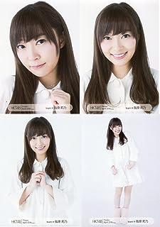 【指原莉乃】 公式生写真 HKT48 Theater 2016.April 月別04月 4枚コンプ