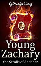 Young Zachary the Scrolls of Andahar