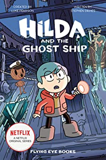 Hilda and the Ghost Ship