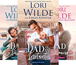 Lone Star Dads (3 Book Series)