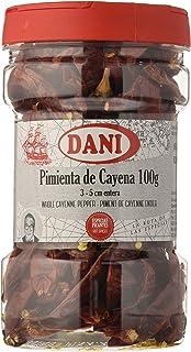 Dani - Cayena entera - Pack 6 x 100 gr.