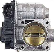 APDTY 16119AU003 Throttle Body Assembly With Throttle Actuator TPS Sensor & IAC Idle Air Control Valve Fits 2002-2006 Nissan Sentra w/ 1.8L Engine (Replaces 16119-AU00C 16119AU00C)