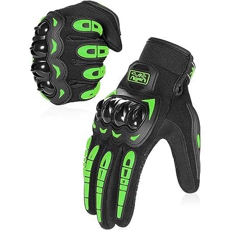 Broken Head Mx Handschuhe Faustschlag Motorrad Handschuhe Für Motocross Enduro Mountainbike Grün Größe M Auto