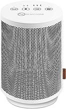 MYCARBON Energiebesparende ventilatorkachel, 900 W/1500 W, thermostaat 18 ℃/23 ℃/28 ℃ 8 H timer 60 ° oscillatie stille bad...