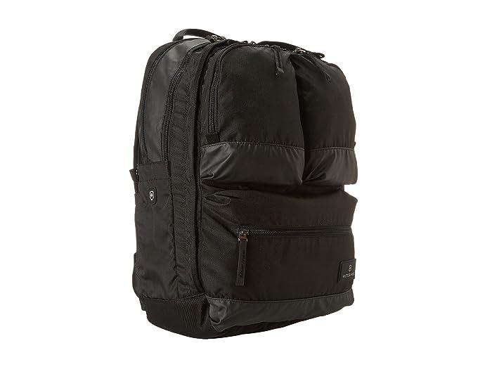 Victorinox Altmonttm 3.0 Dual-Compartment Laptop Backpack (Black/Black) Backpack Bags