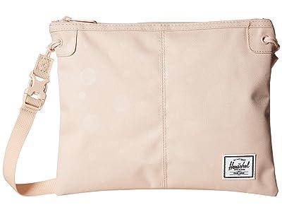 Herschel Supply Co. Alder (Polka Cameo Rose) Cross Body Handbags