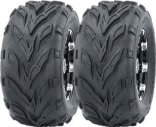 2 New WANDA ATV Go Kart Tires 145/70-6 4PR P361-10187
