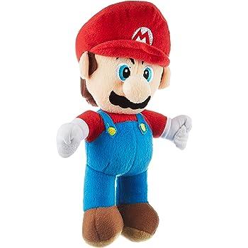 Super Mario Peluche Mario/ Yoshi, 27 cm: Amazon.es: Juguetes y juegos