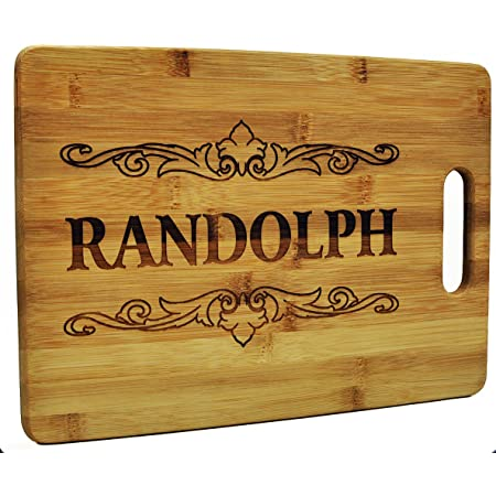 Custom Cutting Board Wood Engraved Cutting Board Personalized Bamboo Cutting Board Small Cutting Board Kitchen Dining