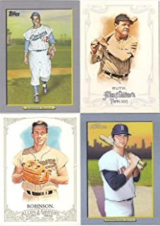 50 Baseball Card Lot with Hall of Famers and Stars