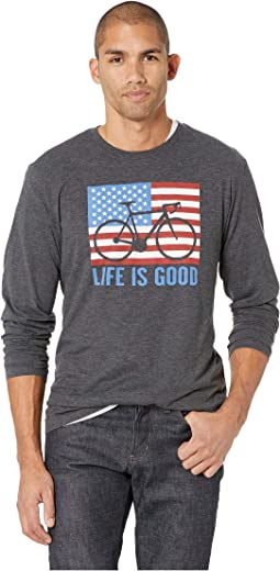 Bike Partisan Long Sleeve Cool T-Shirt