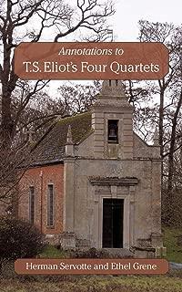 Annotations to T.S. Eliot's Four Quartets