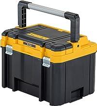 Dewalt TSTAK Maxi-Box (met brede metalen handgreep en roestvrije sluiting, combineerbaar met andere Tstak-dozen, veilige o...