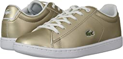 Lacoste Kids - Carnaby Evo 218 (Little Kid)
