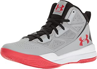 [アンダーアーマー] ボーイズ Boys' Jet Mid Basketball Shoes - Pre-School