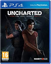 Best uncharted the lost legacy game size Reviews