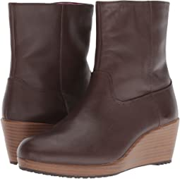 A-leigh Leather Bootie