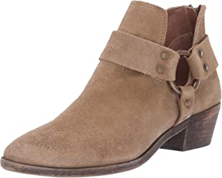 FRYE Women's Ray Harness Back Zip Bootie