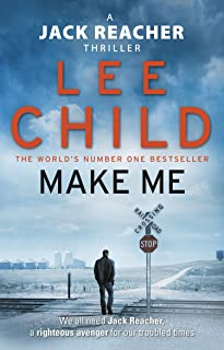 Make Me: (Jack Reacher 20) (English Edition)