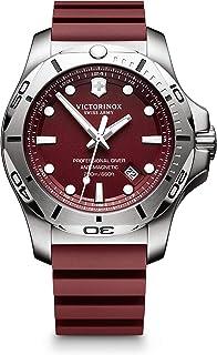 Victorinox - Hombre I.N.O.X. Professional Diver - Reloj de Acero Inoxidable de Cuarzo analógico de fabricación Suiza 241736