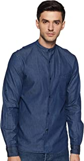 Cherokee Men's Solid Regular fit Casual Shirt