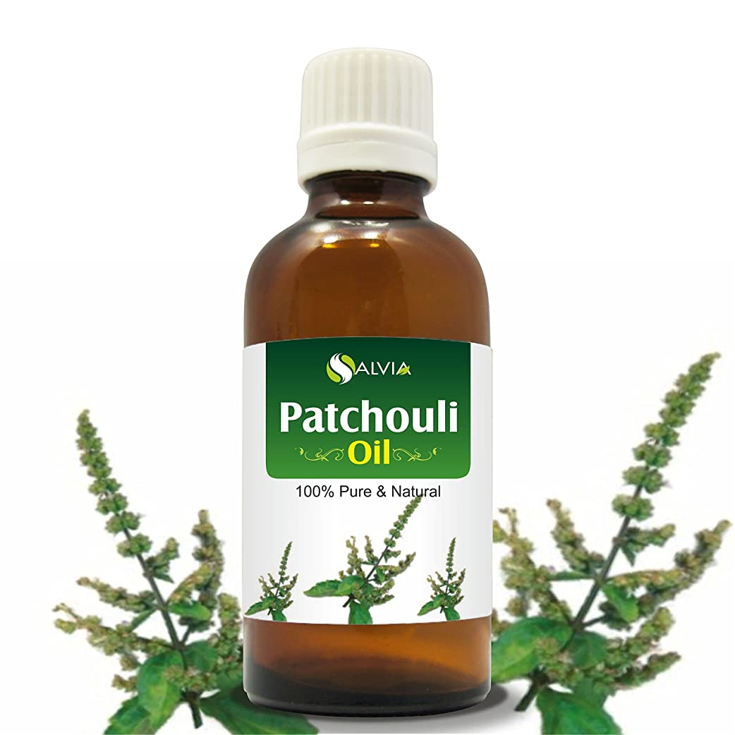 秘書会社選出するPATCHOULI OIL 100% NATURAL PURE UNDILUTED UNCUT ESSENTIAL OIL 30ML
