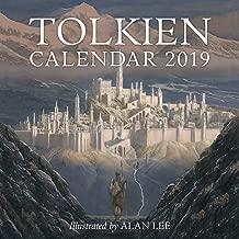Tolkien Calendar 2019