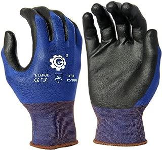 mud grip gloves