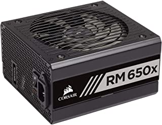 Corsair RM650X 650 Watt 80Plus Gold ATX/EPS Fully Modular Power Supply Unit | CP-9020091 / CP-9020178-UK