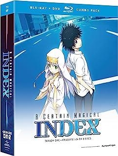 Certain Magical Index-Complete Season 1