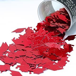 Confetti Grad Cap Red - Retail Pack #8409 - Free Ship