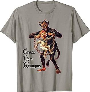 Greetings from Gruss Vom Krampus T Shirt