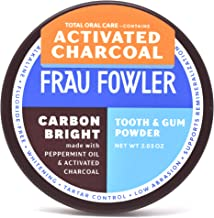 Best activated charcoal teeth before and after Reviews