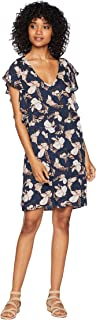 Splendid Women's Ramo Floral Print Ruffle Dress